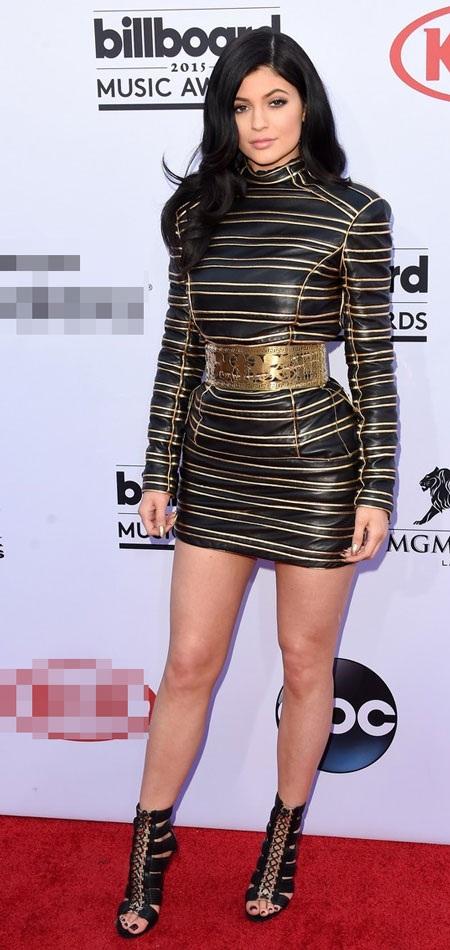 Em gái cô Kim - Kylie Jenner