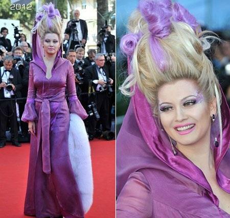 Elena tại LHP quốc tế Cannes năm 2013.