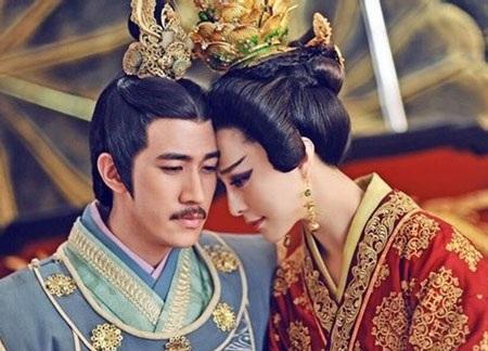 Lý Trị Đình và Phạm Băng Băng đã tạo nên một cặp đôi đẹp trong Tân Võ Tắc Thiên