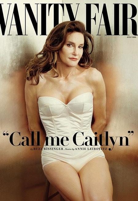 Bruce Jenner lần đầu công khai hình ảnh của bản thân sau khi chuyển giới.