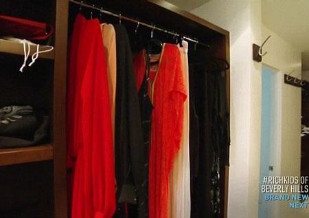 Tủ quần áo của Bruce Jenner giờ tràn ngập váy áo gợi cảm.