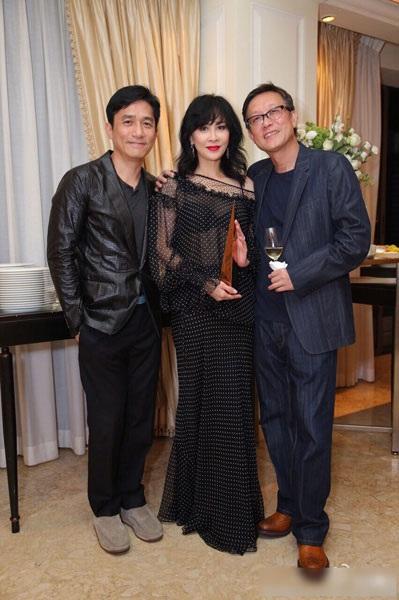 Lương Triều Vỹ và Lưu Gia Linh đã ở bên nhau 20 năm và đã kết hôn 7 năm.