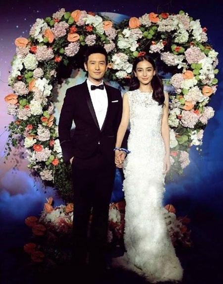 Đám cưới của Angelababy và Huỳnh Hiểu Minh là điều người hâm mộ chờ đợi nhất trong thời gian tới.