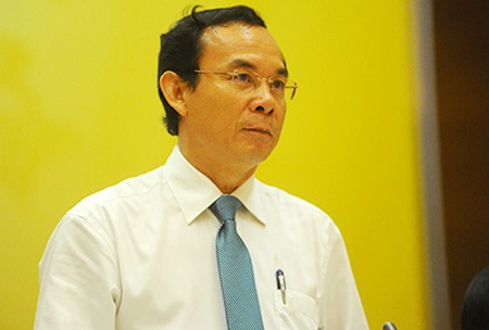 """Bộ trưởng Nguyễn Văn Nên: """"Chính phủ họp hoàn toàn không có phong bì"""""""