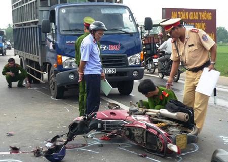 Năm 2015, Quốc hội giao ngành giao thông chỉ tiêu giảm 5-10% tai nạn.
