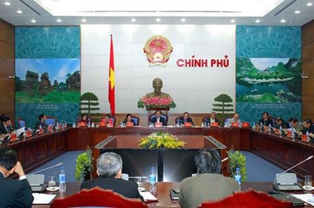 Phiên họp lần thứ 56 của Thi đua - Khen thưởng Trung ương.