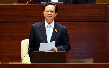 Thủ tướng: Số Thứ trưởng hiện đã giảm 3 người.