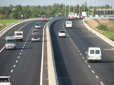 Thủ tướng duyệt làm 2 nút giao thông trên cao tốc TPHCM-Trung Lương