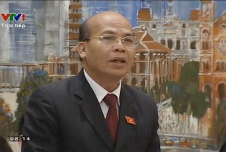 Đại biểu Đỗ Văn Đương hỏi thẳng vào 5 vụ án đặc biệt đang được giám sát.
