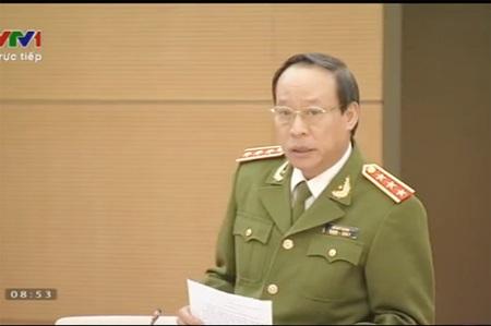 Thứ trưởng Công an Lê Quý Vương xác nhận thực tế kiểm tra có việc bức cung, nhục hình tại CQĐT.