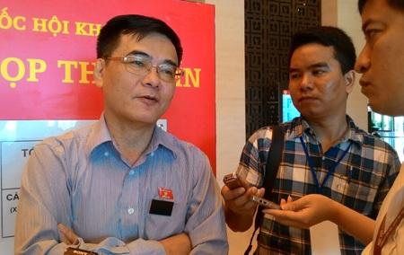 Phó Chủ nhiệm UB Kinh tế của Quốc hội Nguyễn Văn Phúc.