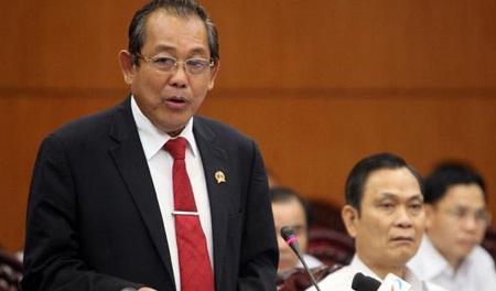 """Chánh án Trương Hoà Bình nói về những nghi án oan đang được """"xét lại"""""""