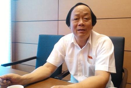 Phó Chủ nhiệm UB KH,CN&MT của Quốc hội Võ Tuấn Nhân.