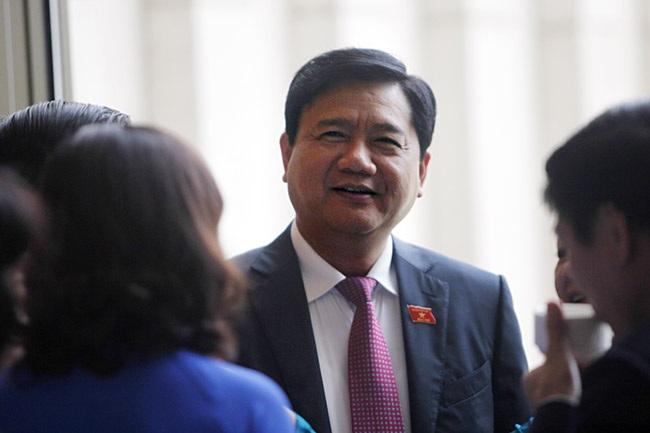 Bộ trưởng GTVT Đinh La Thăng