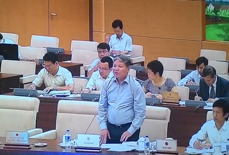 Bộ trưởng Tư pháp Hà Hùng Cường được Chính phủ giao chủ trì việc soạn thảo Bộ luật Dân sự sửa đổi.