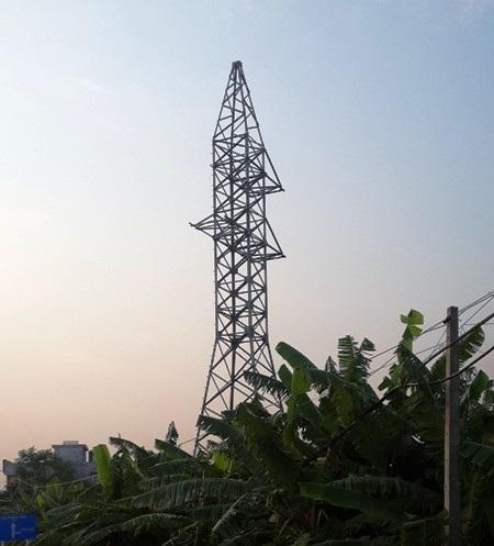 Dự án đường điện vừa khai sinh đã khai tử, tiền tỷ ngân sách bị hóa vàng?