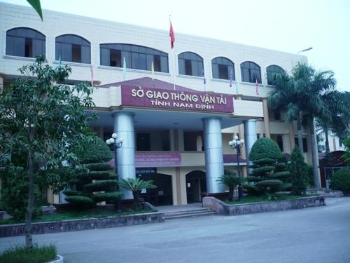 Thanh tra Bộ Xây dựng yêu cầu xử lý sai phạm tại Sở GTVT tỉnh Nam Định