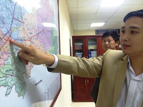 Thanh tra Bộ Xây dựng yêu cầu xử lý trách nhiệm tại các dự án sai phạm tỉnh Bắc Giang