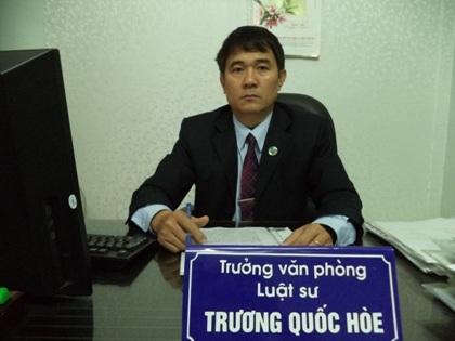 Luật sư Trương Quốc Hoè: Nhiều tình tiết trong vụ án có dấu hiệu oan sai cần được làm rõ.