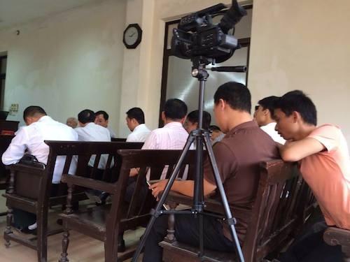 Kỳ án 194 phố Huế: Bị cáo Trịnh Ngọc Chung đã có mặt tại phiên toà xét xử phúc thẩm