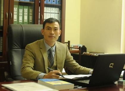Luật sư Vi Văn Diện - Giám đốc Công ty luật Thiên Minh: