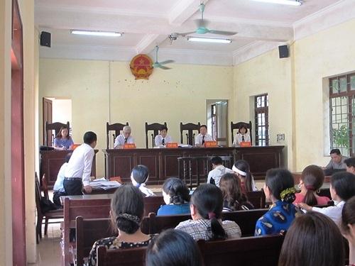 TAND huyện Việt Yên đã từng tuyên trả hồ sơ điều tra bổ sung với vụ án.