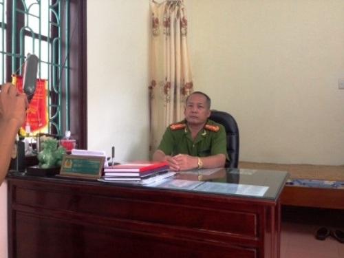 Thượng tá Nguy