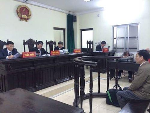 Sáng nay, Tòa Phúc thẩm TAND Tối cao sẽ đưa bị cáo Trịnh Ngọc Chung ra xét xử lần thứ 3.