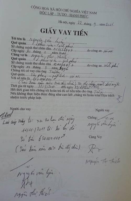 """Hà Nội: """"Rất rõ dấu hiệu tội phạm trong vụ phó chủ tịch xã xác nhận """"ma"""""""