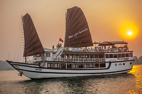 Nhanh tay đăng ký tour nghỉ đên trên Du thuyền The Viet Beauty với giá ưu đãi.