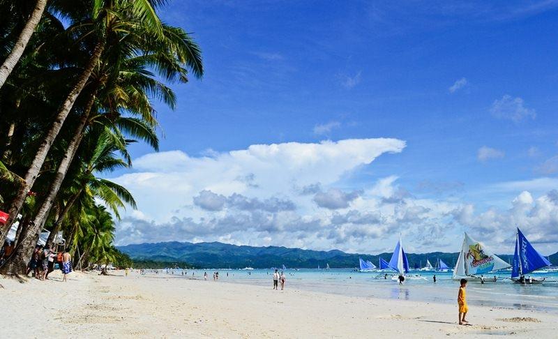 Những địa danh đốn tim du khách ở đảo quốc Philippines