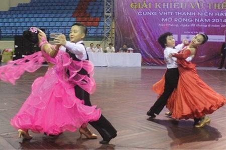 Nhảy mang lại sức khỏe vàng