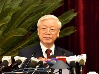 Tổng Bí thư Nguyễn Phú Trọng: Đ