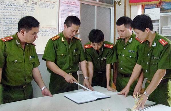 Lực lượng Công an trao đổi kinh nghiệm, nâng cao chất lượng, hiệu quả công tác điều tra vụ án.