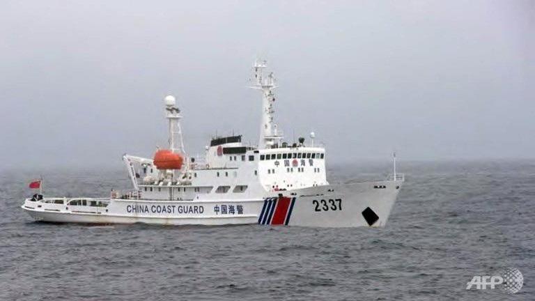 Nhật Bản gửi công hàm phản đối tàu Trung Quốc đến Senkaku