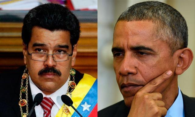 """Quan hệ ngoại giao Mỹ - Venezuela chưa bao giờ hết cảnh """"cơm không lành, canh không ngọt"""" (Ảnh:"""