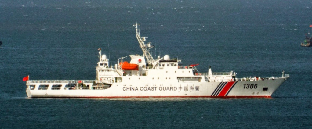 Trung Quốc đưa thêm một tàu hải cảnh vào hoạt động