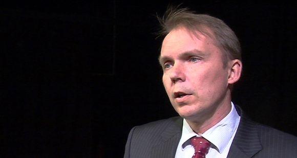 Người phát ngôn chính phủ Phần Lan Markku Mantila xác nhận thông tin rò rỉ thư điện tử mật (Ảnh: