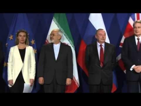 Ngoại trưởng Iran thở phào nhẹ nhõm sau các cuộc đàm phán căng thẳng (Ảnh: