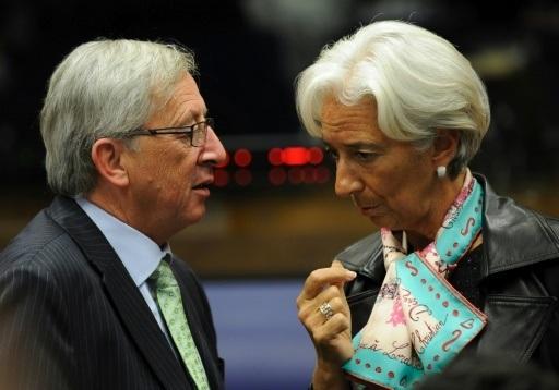 Việc đi hay ở của Hy Lạp đang là vấn đề gây đau đầu cho các nhà lãnh đạo Eurozone (Ảnh: