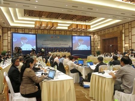 Có hơn 200 đại biểu trong nước và quốc tế tham dự Hội thảo