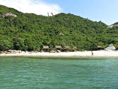 Đảo Cù Lao Chàm với vẻ đẹp hoang sơ