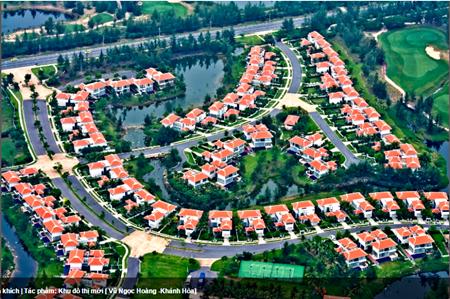 Giải Khuyến khích: Khu đô thị mới - Vũ Ngọc Hoàng