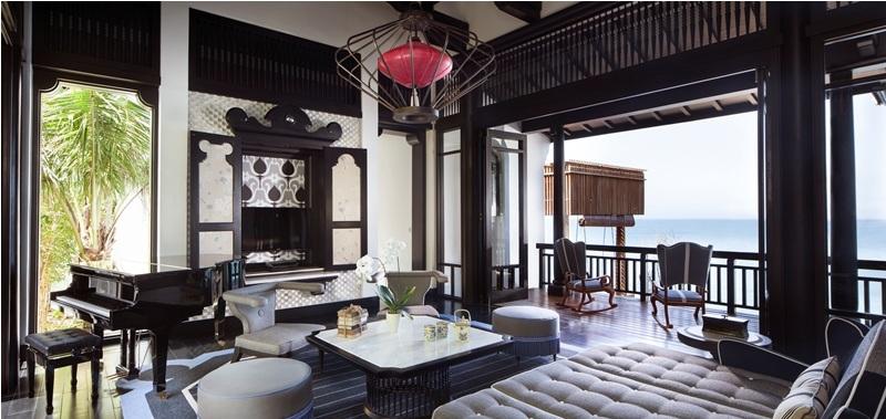 Thiết kế nội thất sang trọng và tinh tế