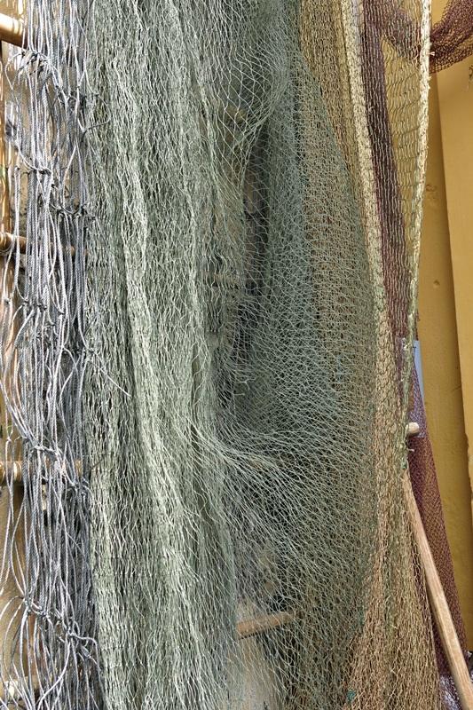 Sản phẩm của làng chài ở xã đảo Tân Hiệp,Hội An (Cù Lao Chàm)