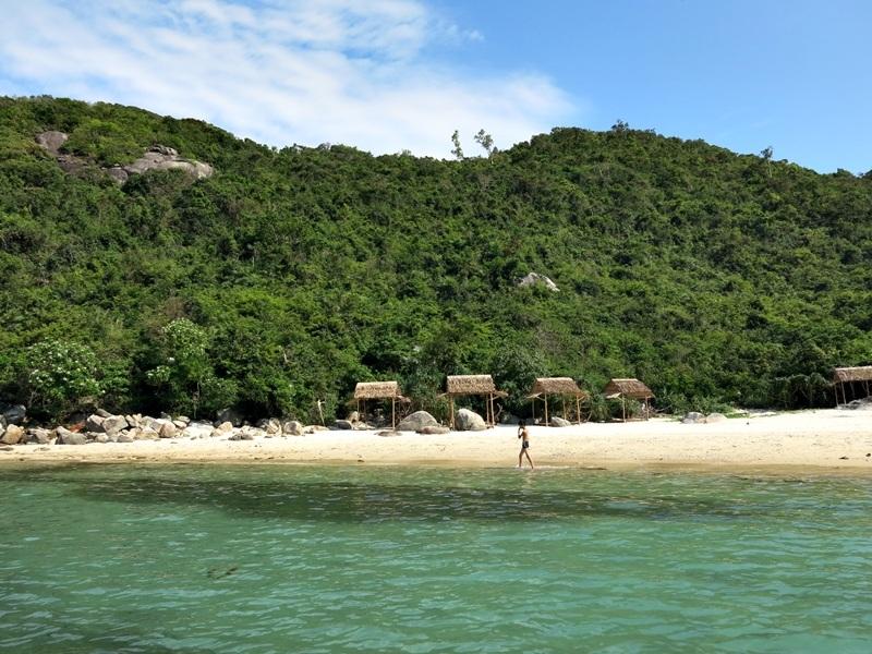 Đảo Cù lao Chàm hấp dẫn du khách đến Hội An trong mùa hè