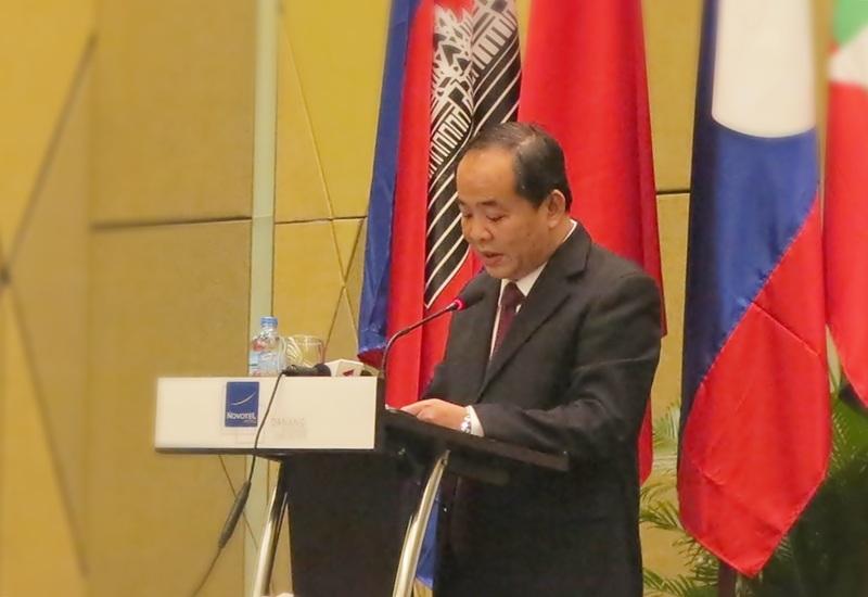 Thứ trưởng Bộ VH - TT- DL Lê Khánh Hải phát biểu khai mạc Hội nghị