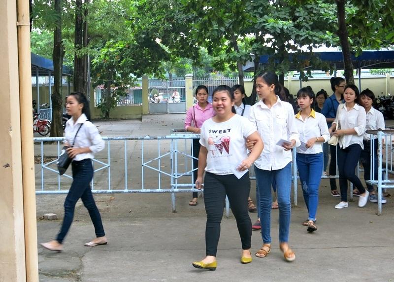 Hơn 800 thí sinh đăng ký dự thi vào GD Mầm non- ĐH Đà Nẵng, chỉ tiêu tuyển sinh chỉ có 60 sinh viên