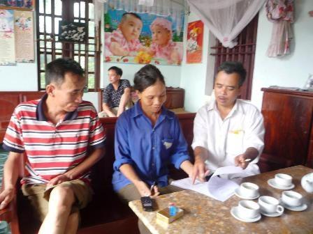 Vụ trưởng thôn lừa xuất khẩu lao động: Dân nghèo lại kêu cứu - 1