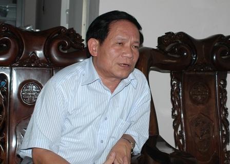 Ông Lê Quang Tích - PGĐ Sở LĐ-TB&XH Thanh Hóa.